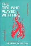 """Jenta som lekte med ilden (Thai)"" av Stieg Larsson"