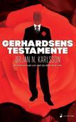 """Gerhardsens testamente - kriminalroman"" av Ørjan N. Karlsson"