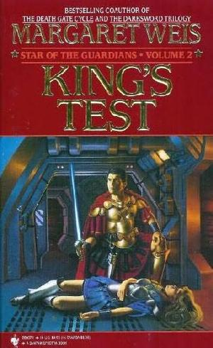 """Star of the Guardians - The King's Test v. 2"" av Margaret Weis"