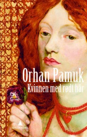 """""""Kvinnen med rødt hår - roman"""" av Orhan Pamuk"""