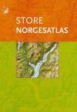 """""""Store Norgesatlas"""" av Statens kartverk"""