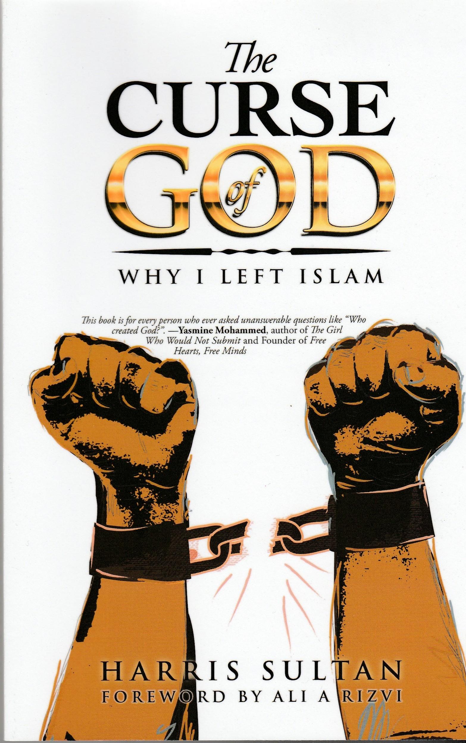 """The CURSE of GOD - WHY I LEFT ISLAM"" av Harris Sultan"