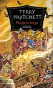 """""""Magiens farge - legenden om Skiveverdenen"""" av Terry Pratchett"""