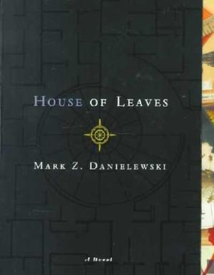 """""""House of Leaves"""" av Mark Z. Danielewski"""