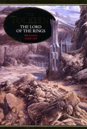 """The lord of the rings - vol. 1-3"" av John Ronald Reuel Tolkien"