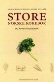 """""""Store norske kokebok - og appetittleksikon"""" av Ingrid Espelid Hovig"""