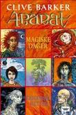 """""""Magiske dager, krigerske netter"""" av Clive Barker"""