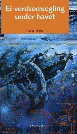 """""""Ei verdsomsegling under havet"""" av Jules Verne"""