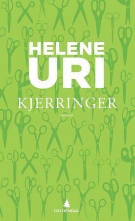 """""""Kjerringer - roman"""" av Helene Uri"""