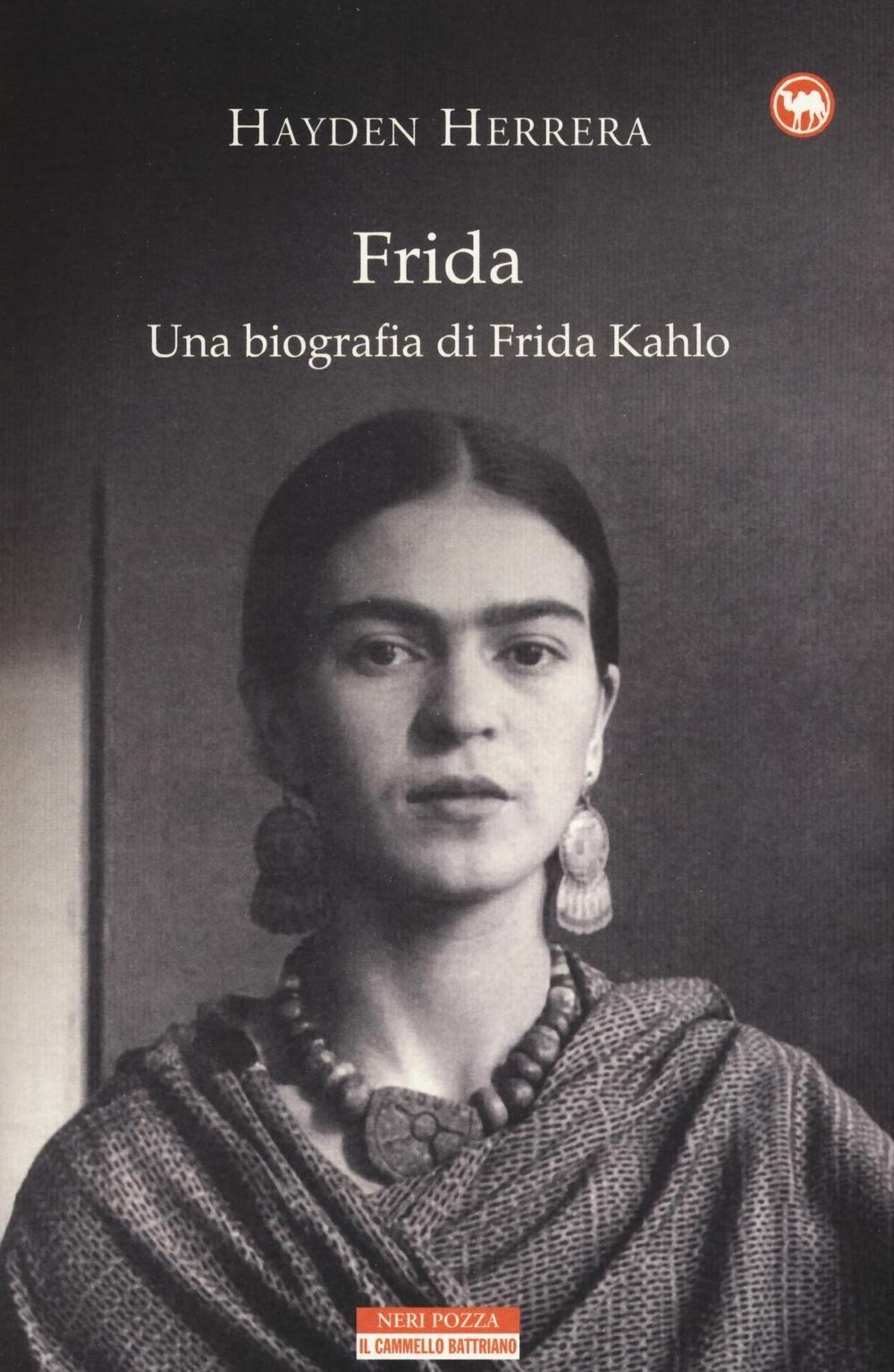 """""""Frida - Una biografia di Frida Kahlo"""" av Hayden Herrera"""