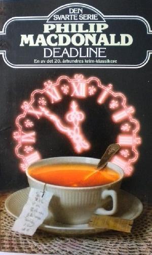 """""""Deadline"""" av Philip MacDonald"""