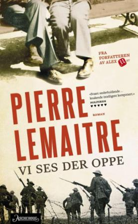 """""""Vi ses der oppe"""" av Pierre Lemaitre"""
