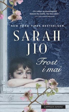 """""""Frost i mai"""" av Sarah Jio"""