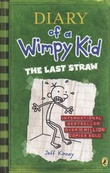 """The last straw"" av Jeff Kinney"