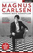 """""""Magnus Carlsen - verdens beste sjakkspiller"""" av Hallgeir Opedal"""
