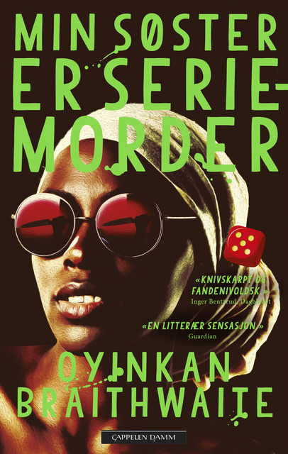 """My sister, the serial killer"" av Oyinkan Braithwaite"