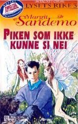"""""""Piken som ikke kunne si nei"""" av Margit Sandemo"""