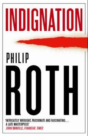 """""""Indignation"""" av Philip Roth"""