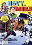 """Davy og Miki - Bok 8 - Davy Crockett - Den gale obersten - Kaptein Miki - På eventyr i Nordlandet del 2"" av Giuseppe Casarotti"