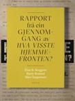 """""""Rapport frå ein gjennomgang av Hva visste hjemmefronten?"""" av Elise B. Berggren"""