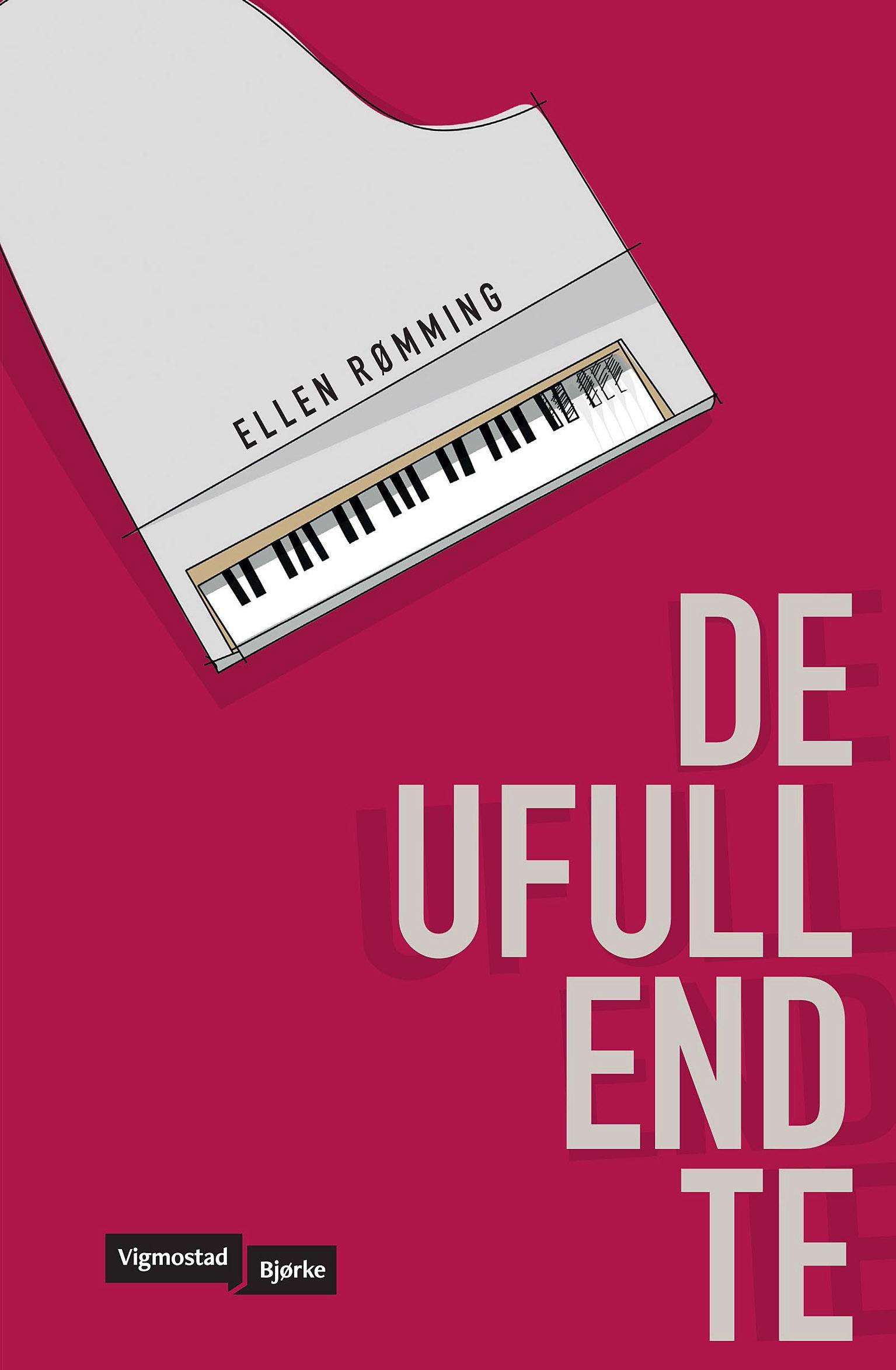 """De ufullendte"" av Ellen Rømming"
