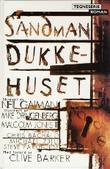 """""""Sandman - dukkehuset"""" av Neil Gaiman"""