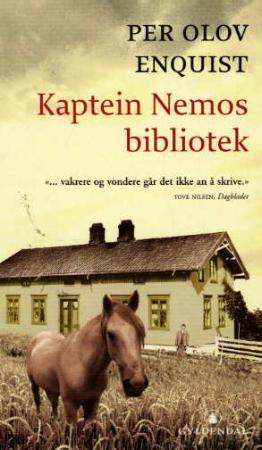 """Kaptein Nemos bibliotek"" av Per Olov Enquist"