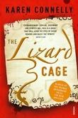 """""""The lizard cage"""" av Karen Connelly"""
