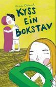 """""""Kyss ein bokstav"""" av Erna Osland"""