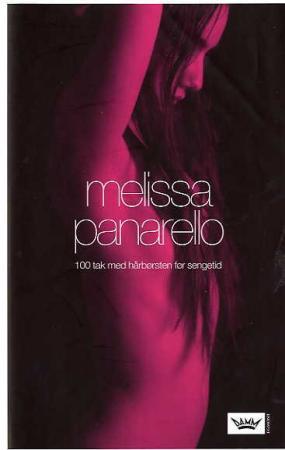 """100 tak med hårbørsten før sengetid"" av Melissa Panarello"