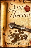 """Den of thieves - ancient blades trilogy 1"" av David Chandler"