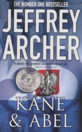 """""""Kane and Abel"""" av Jeffrey Archer"""