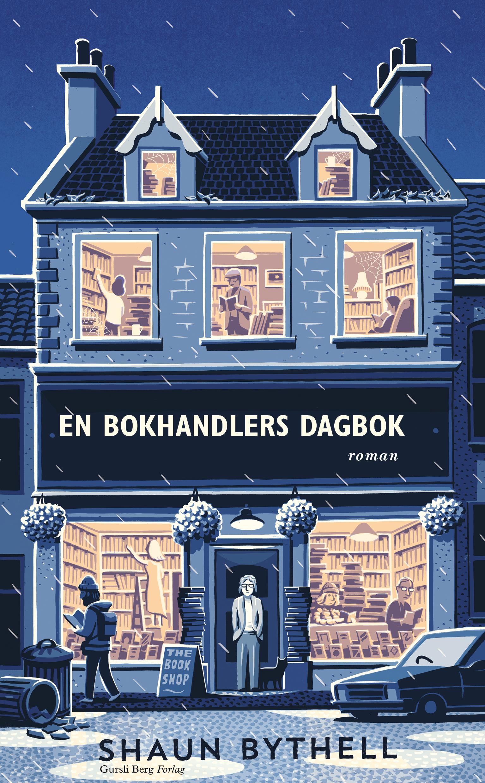 """""""En bokhandlers dagbok"""" av Shaun Bythell"""