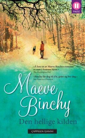 """""""Den hellige kilden"""" av Maeve Binchy"""