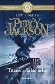 """""""Titanens forbannelse"""" av Rick Riordan"""