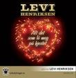 """""""Alt det som lå meg på hjertet"""" av Levi Henriksen"""