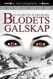 """""""Blodets galskap fantasyroman"""" av Elisabeth Øvreberg"""