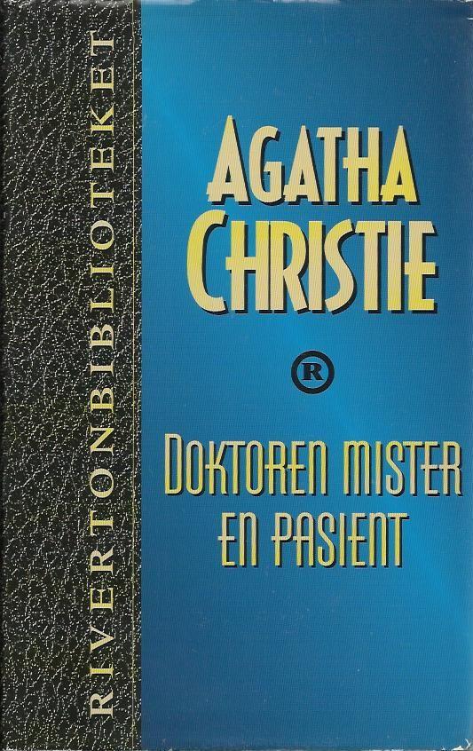 """""""Doktoren mister en pasient"""" av Agatha Christie"""