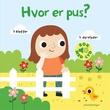 """""""Hvor er pus?"""" av Anette Heiberg"""