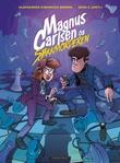 """""""Magnus Carlsen og sjakkmorderen"""" av Aleksander Kirkwood Brown"""