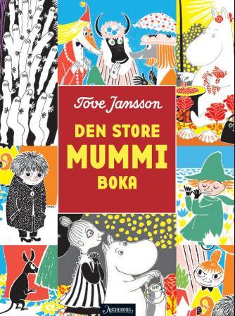 """""""Den store mummiboka"""" av Tove Jansson"""