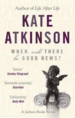"""""""When will there be good news? Jackson Brodie 3"""" av Kate Atkinson"""