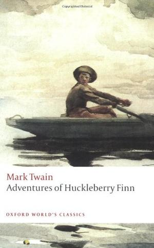 """Adventures of Huckleberry Finn (Oxford World's Classics)"" av Mark Twain"