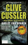 """Gullet fra Sparta"" av Clive Cussler"