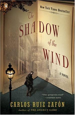 """The Shadow of the Wind"" av Carlos Ruiz Zafon"
