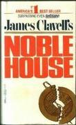 """Noble house - a novel of Hong Kong"" av James Clavell"