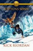 """""""Neptuns sønn"""" av Rick Riordan"""