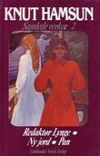 """""""Samlede verker. Bd. 2"""" av Knut Hamsun"""