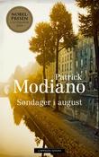 """""""Søndager i august"""" av Patrick Modiano"""
