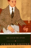 """The end of the affair"" av Graham Greene"